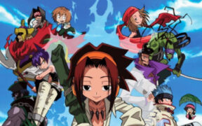 Shaman King visual