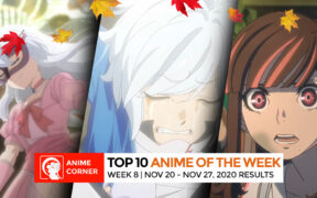 Top 10 Anime Fall 2020 Week 8