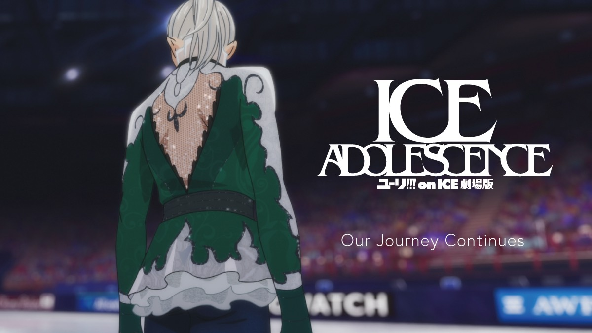 Yuri on Ice sequel anime film visual