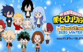 My Hero Academia Winter event