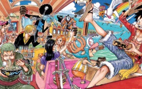 One Piece 1000 chapters - thumbnail